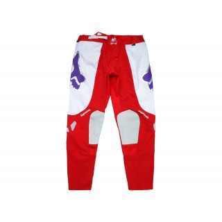 FW18 Supreme Fox Racing Moto Pant Red