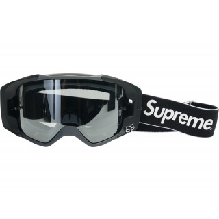FW18 Supreme Fox Racing VUE Goggles Black