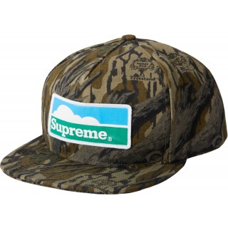 FW18 Supreme Horizon 5-Panel Mossy Oak Camo