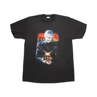 FW18 Supreme Hellraiser Hell on Earth Tee Black