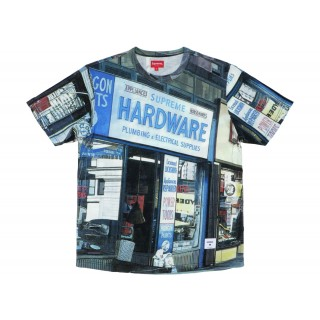 FW18 Supreme Hardware S/S Top Multicolor
