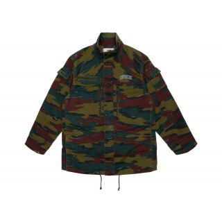 FW18 Supreme Infantry Jacket Jigsaw Camo