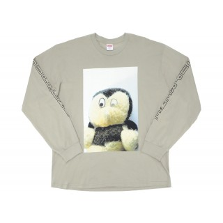 FW18 Supreme Mike Kelley AhhYouth! L/S Tee Clay