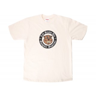FW18 Supreme Life Sucks Die Tee Natural