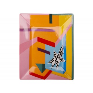 FW18 Supreme Mendini Ceramic Tray Large Multi