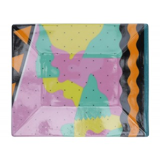 FW18 Supreme Mendini Ceramic Tray Small Multi