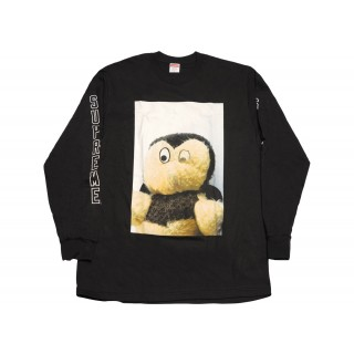 FW18 Supreme Mike Kelley AhhYouth! L/S Tee Black