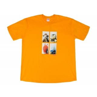 FW18 Supreme Mike Kelley AhhYouth! Tee Bright Orange