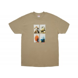 FW18 Supreme Mike Kelley AhhYouth! Tee Clay