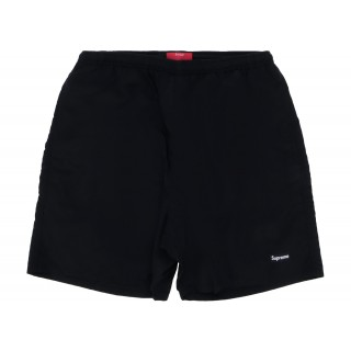 FW18 Supreme Nylon Water Short Black