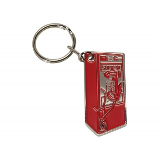 FW18 Supreme Payphone Keychain Red