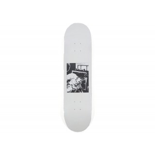 FW18 Supreme Raymond Pettibon Blood & Sperm Skateboard Deck Multi