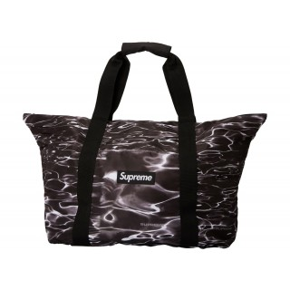 FW18 Supreme Ripple Packable Tote Black