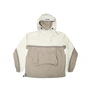FW18 Supreme Split Anorak Light Tan