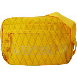 FW18 Supreme Shoulder Bag (FW18) Yellow