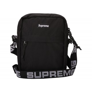 FW18 Supreme Shoulder Bag (SS18) Black