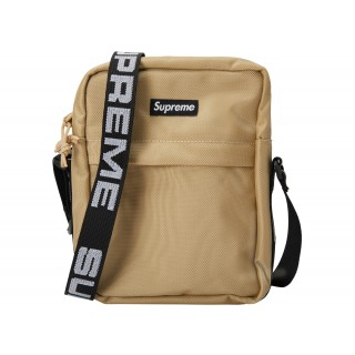 FW18 Supreme Shoulder Bag (SS18) Tan