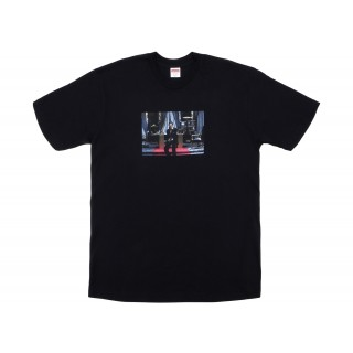 FW18 Supreme Scarface Friend Tee Black