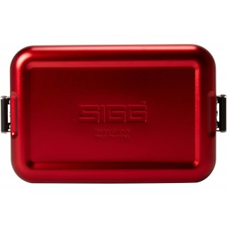 FW18 Supreme SIGG Small Metal Box Plus Red