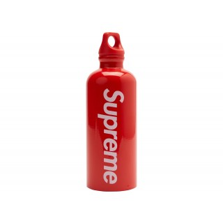 FW18 Supreme SIGG Traveller 0.6L Water Bottle Red