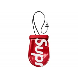 FW18 Supreme SealLine See Pouch Large Red