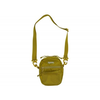 FW18 Supreme Small Shoulder Bag Acid Green