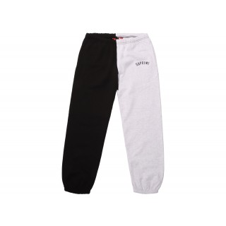 FW18 Supreme Split Sweatpant Black