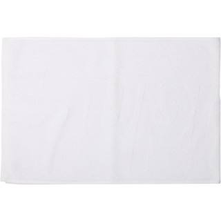 FW18 Supreme Terry Logo Hand Towel White