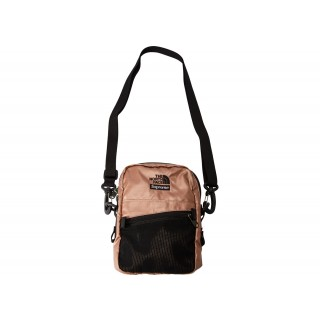 FW18 Supreme The North Face Metallic Shoulder Bag Rose Gold