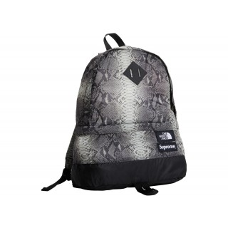 FW18 Supreme The North Face Snakeskin Lightweight Day Pack Black