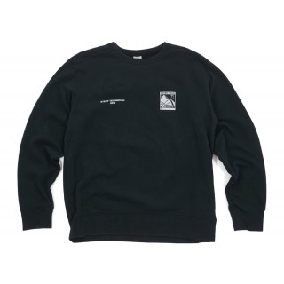 FW18 Supreme The North Face Steep Tech Crewneck Black