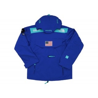 FW18 Supreme The North Face Trans Antarctica Expedition Pullover Jacket Royal