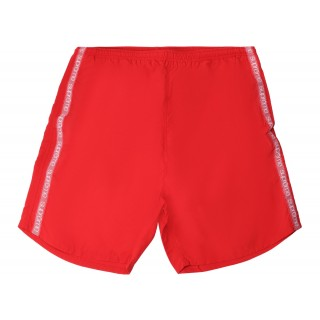 FW18 Supreme Tonal Taping Water Short Red