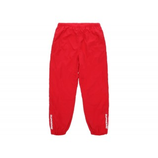 FW18 Supreme Warm Up Pant (SS18) Red