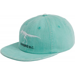 FW18 Supreme B.C. 6-Panel Hat Green
