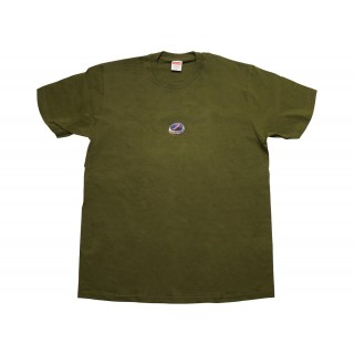 FW18 Supreme Bottle Cap Tee Olive