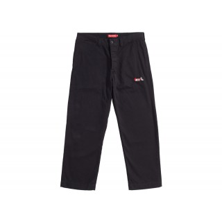 FW18 Supreme Cat in the Hat Chino Pant Black