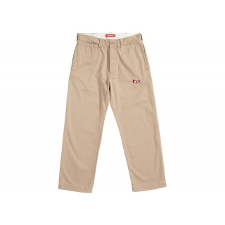FW18 Supreme Cat in the Hat Chino Pant Khaki