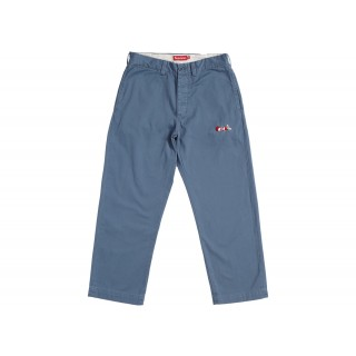 FW18 Supreme Cat in the Hat Chino Pant Slate
