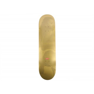 FW18 Supreme Digi Skateboard Deck Gold