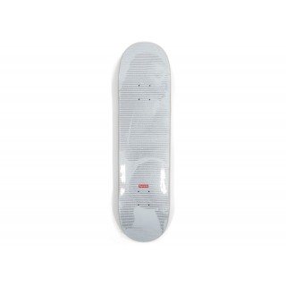 FW18 Supreme Digi Skateboard Deck White