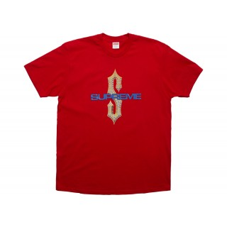 FW18 Supreme Diamonds Tee Red