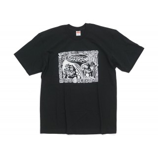 FW18 Supreme Faces Tee Black