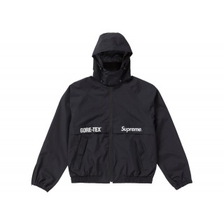 FW18 Supreme GORE-TEX Court Jacket Black
