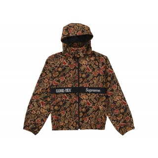 FW18 Supreme GORE-TEX Court Jacket Flower Print