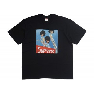 FW18 Supreme Group Tee Black