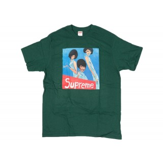 FW18 Supreme Group Tee Dark Green