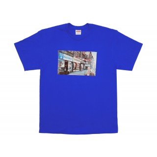 FW18 Supreme Hardware Tee Royal