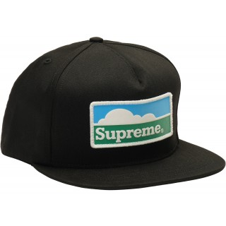 FW18 Supreme Horizon 5-Panel Black