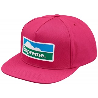 FW18 Supreme Horizon 5-Panel Pink